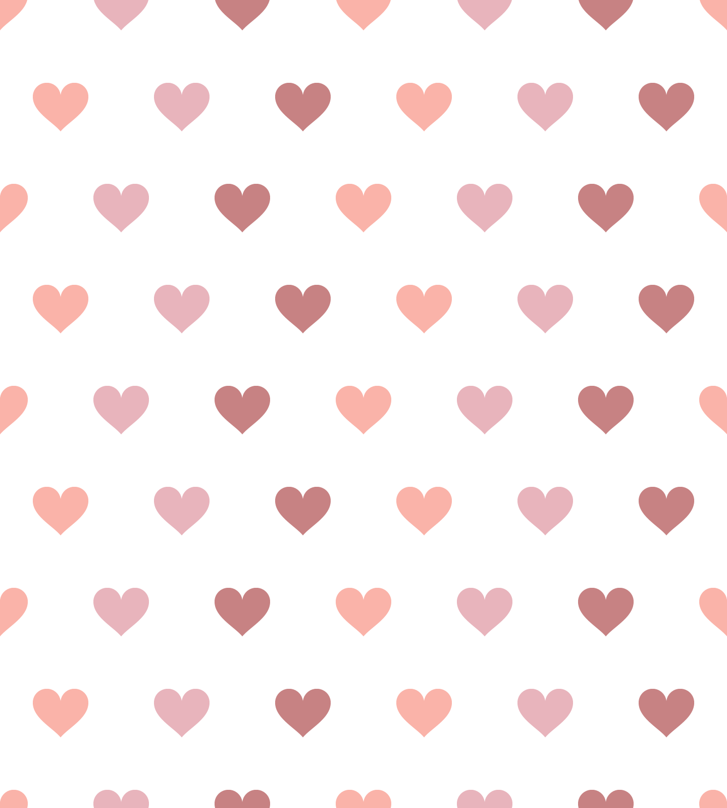 pink-hearts-vector-pattern-on-white-background-Shapes4FREE-lg